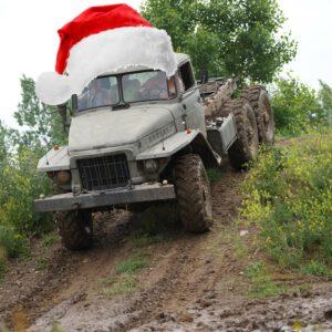 Ural selber fahren Weihnachtsangebot