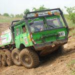 Im Canyon des Offroadkessels lässt sich die Geländegängigkeit des Tatra Trial Truck gut testen.