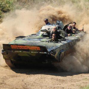 Panzer-Speedfahrt