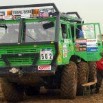 Ein echter Offroad-Gigant lädt zur Selbstfahrt und Mitfahrt ein: Der Tatra Trial Truck