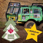 Tatra fahren im XMas-Special inkl. 1 Mitfahrer