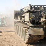 Car Crash mit dem Panzer - im Offroadkessel geht das wahlweise mit dem Schützenpanzer oder mit dem mächtigen Bergepanzer.