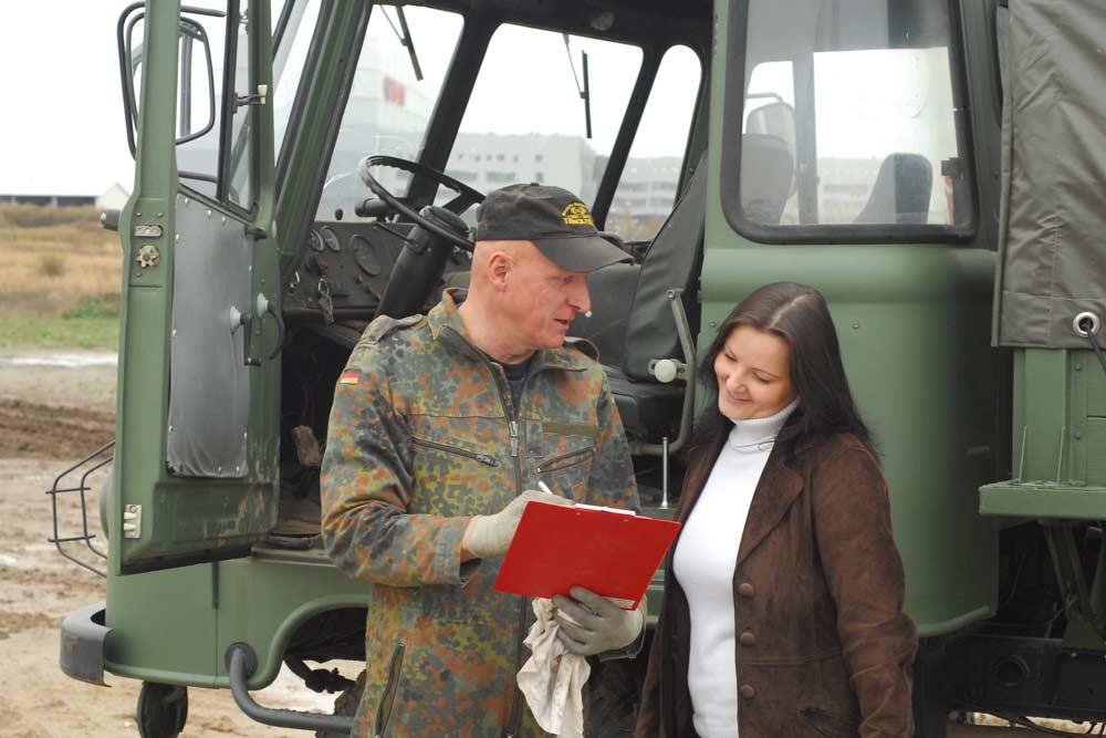 Ihr Kontakt zum Offroad-Team Landsberg - Wir beraten Sie gerne