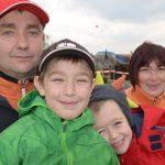 René war mit seiner Familie Tatra fahren