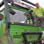 Tatra-Instruktor Thomas fährt mit Euch im Tatra Trial Truck