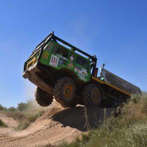 Tatra 813 Trial Truck fahren